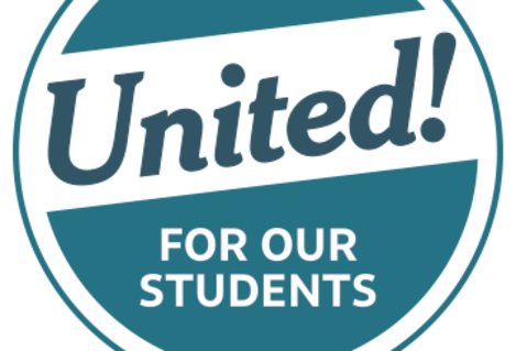 United for Our Students LOGO