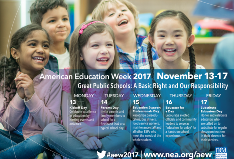 AEW 2017 Poster Kids