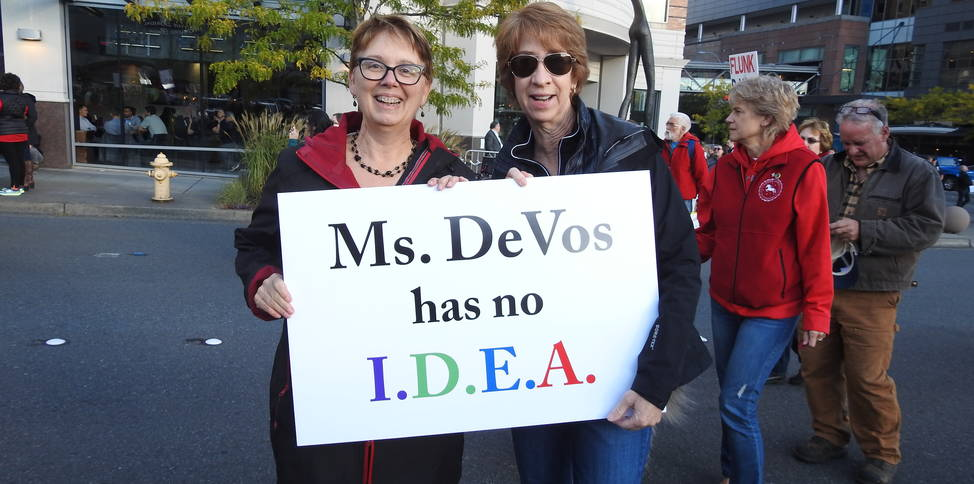 DeVos - No IDEA
