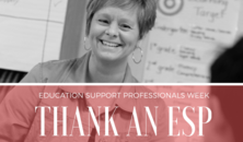 Education Support Professionals Week Red