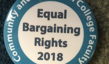 Equal bargaining rights