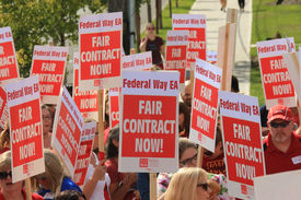FWEA Fair Contract signs