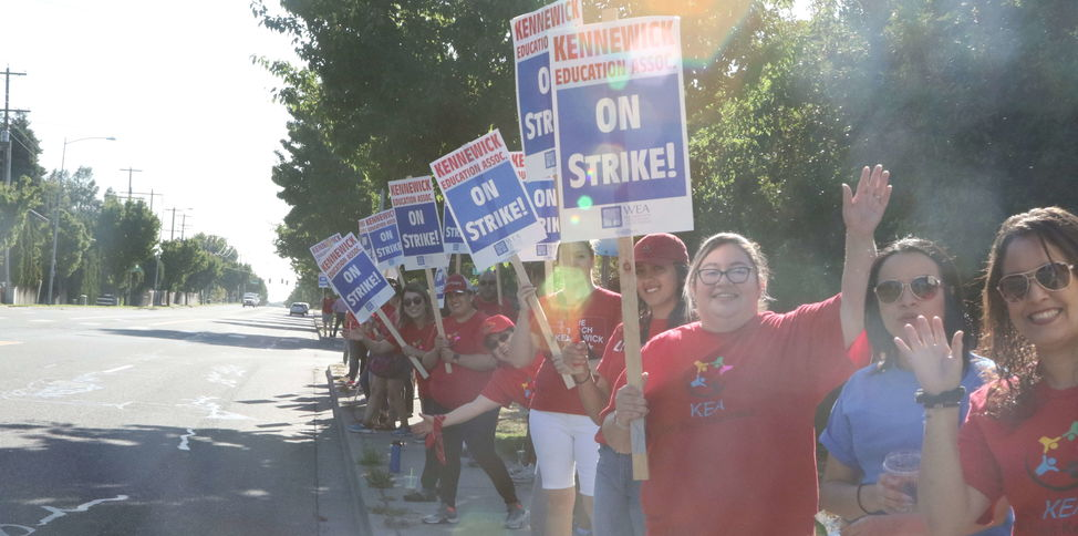 Kennewick strike 3
