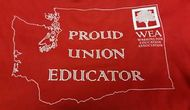 Proud Union Educator shirt