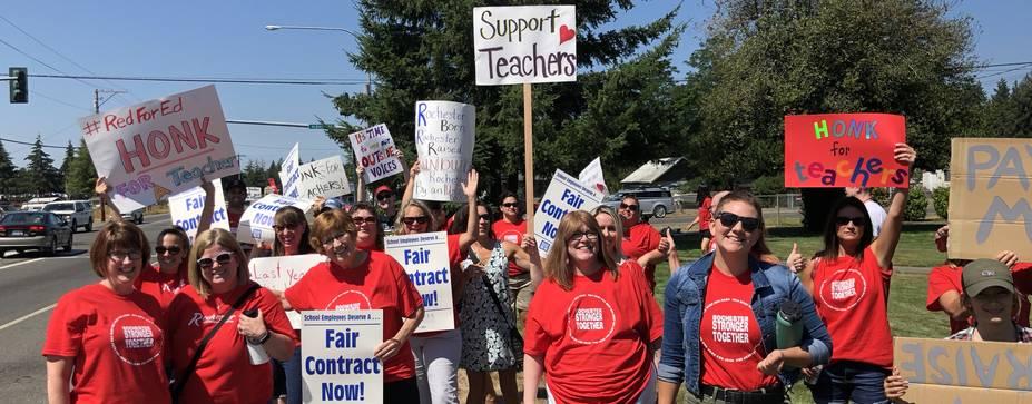 Blog   Washington Education Association