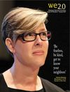 we 2.0 cover image of Mandy Manning, 2018 teacher of the year
